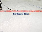 Tryout Schedule 2017