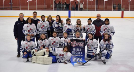 Pee Wee BBs win Gold at St. Catherines Tournament