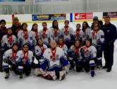 PeeWee DS wins the Silver at the Orangeville DS Classic