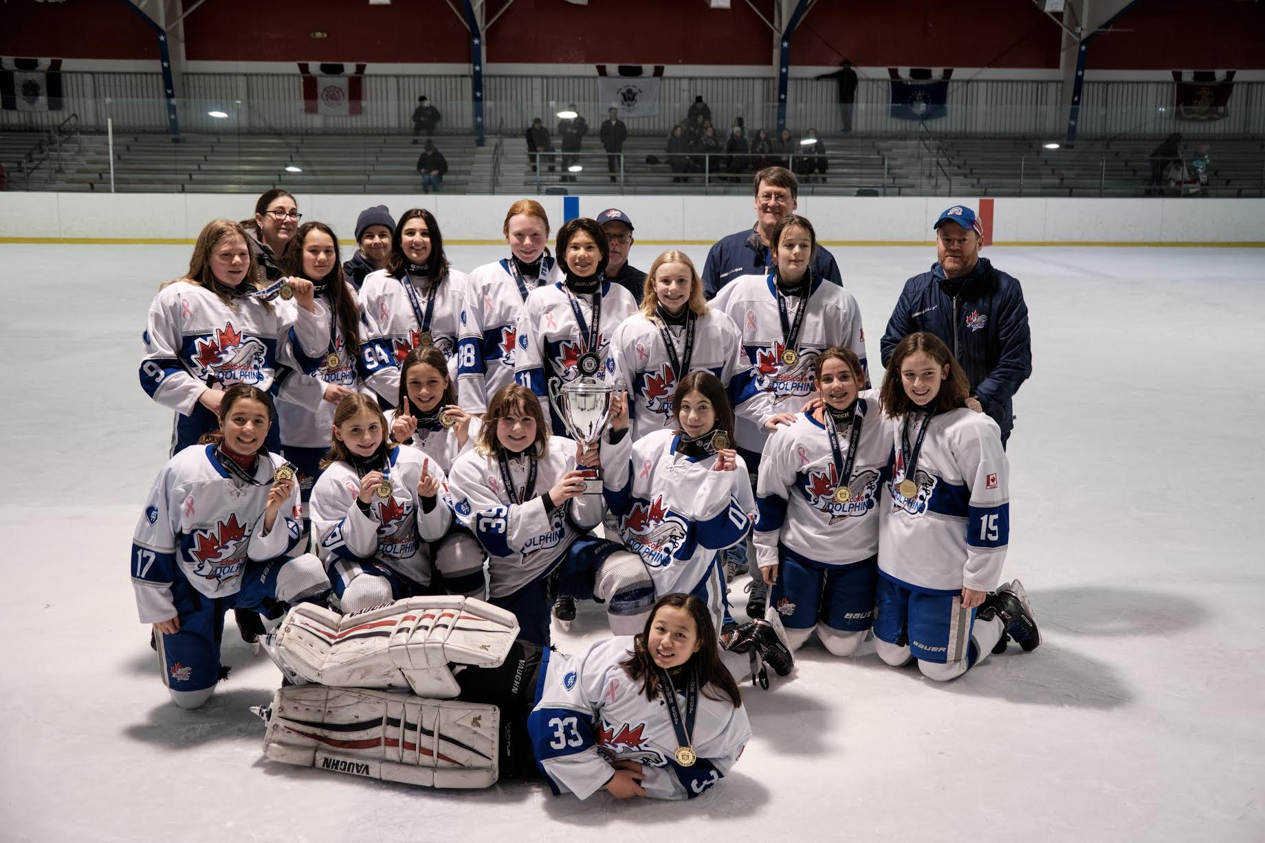 PeeWee BB Take Home Gold at Detroit Motown Classic